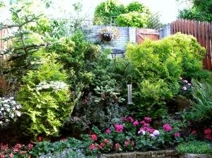 The original garden