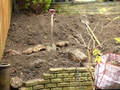 Stabilizing the soil