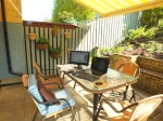 Office in the garden