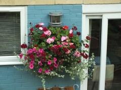 Big wall basket